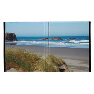 Ipad case cover with ocean view print