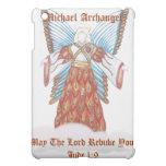 iPad Case-Cust. del ángel del guerrero del arcánge