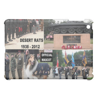 Ipad Case Desert Rats 75th Anniversary Celebration