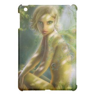 """iPad case """"elf in wood """""""