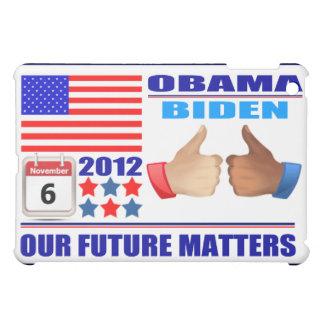 iPad Case - Flag - Our Future Matters