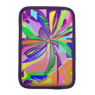 iPad Case Flower Wrap Design