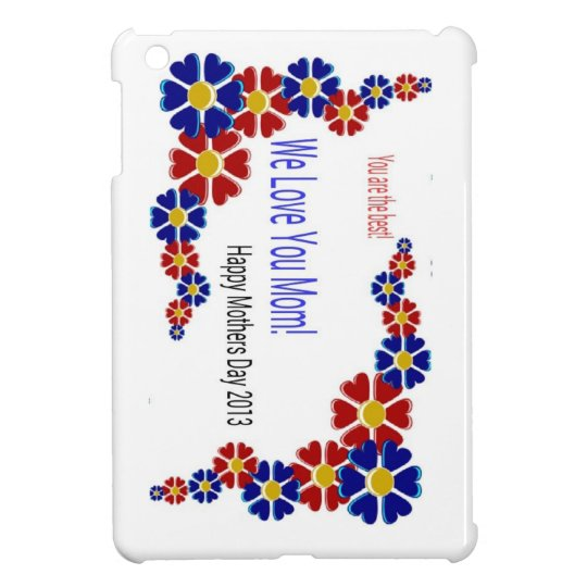 IPad Case for Mom