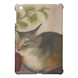 iPAD CASE - French Pussy Cat