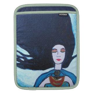 ipad case Goddess of Peace iPad Sleeves