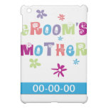 iPad Case - Happy Mother of the Groom