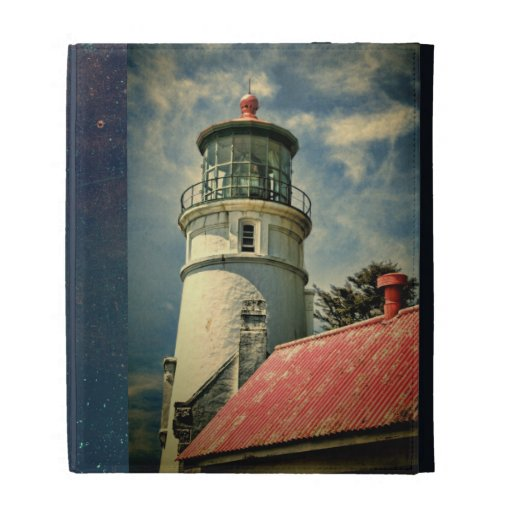iPad Case - Heceta Head Lighthouse