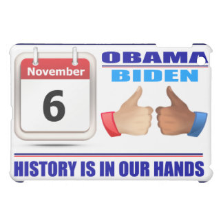iPad Case - History Is In Our Hands
