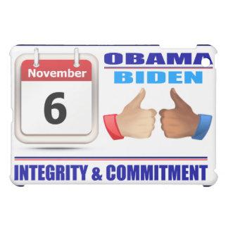 iPad Case - Integrity & Commitment