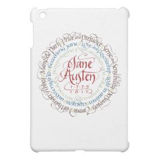 iPad Case - Jane Austen Period Drama Adaptations