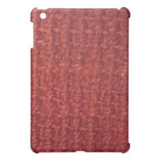 iPad Case - Jute - Chianti