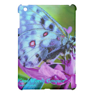 iPad Case Kind Words Conquer Cover