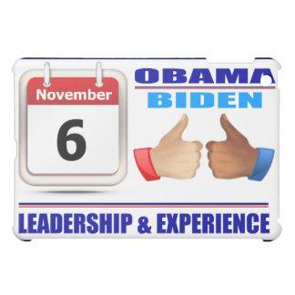 iPad Case - Leadership & Experience