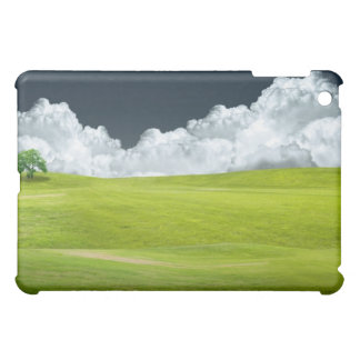 iPad Case - Loneliness Tree and Storm