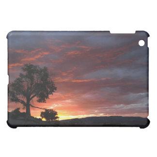 iPad Case-Magnificent Desert Sunset -