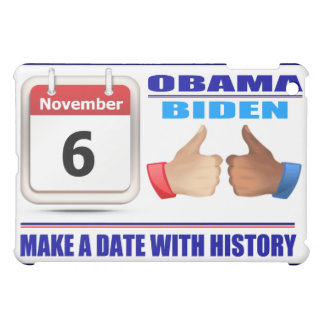 iPad Case - Make A Date With History