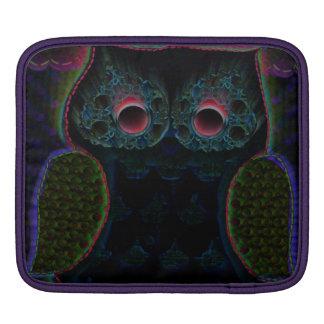 Ipad Case Moon Owl Design Sleeve For iPads