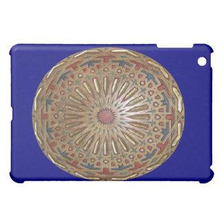 Ipad Case Morrocon Beauty on Blue