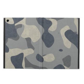 iPad case navy and air force military camouflage