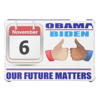 iPad Case - Our Future Matters