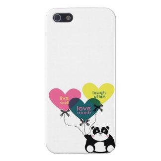 Ipad Case - Panda Love