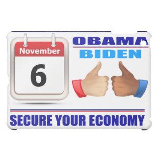 iPad Case - Secure Your Economy
