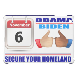 iPad Case - Secure Your Homeland