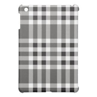 iPad Case - Solid Plaid - Clams