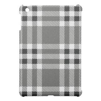 iPad Case - Textured Plaid - Clams