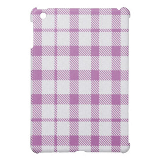 iPad Case - Textured Plaid - Tang