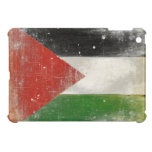 iPad Case with Distressed Flag from Palestine