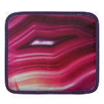 ipad cases Agate in purple Sleeves For iPads