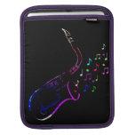 ipad cases Jazz Saxophone iPad Sleeves