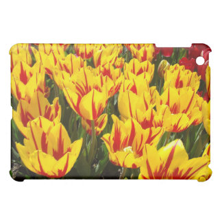 iPAD cases Tulips Yellow Tulip Flowers Easter