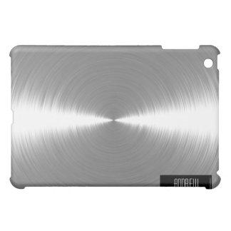 iPad cepillado del metal