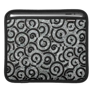 iPad Circles Sleeve-87 Sleeve For iPads