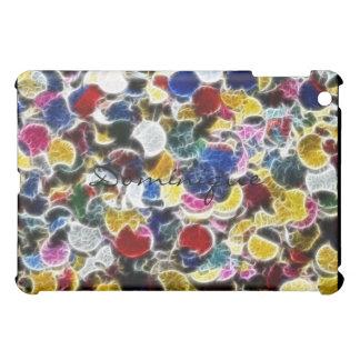 iPad colorido del fractal del confeti