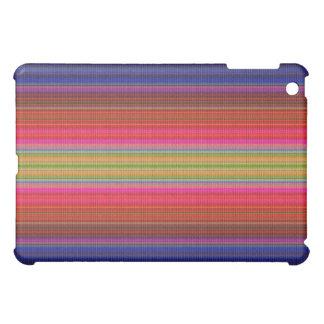 iPad combinado del modelo del arco iris