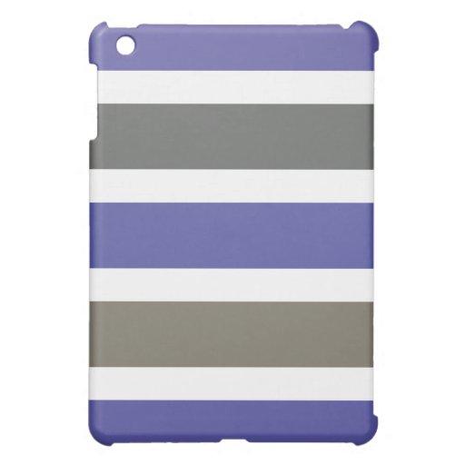 iPad con las rayas coloridas