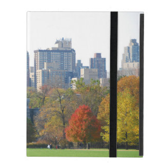 iPad Cover - Central Park in Autumn, New York City