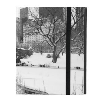 iPad Cover - Central Park in Winter, NYC