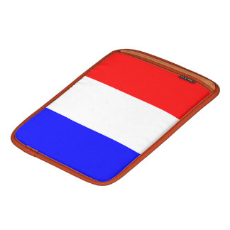 iPad cover in rood-wit-blauw
