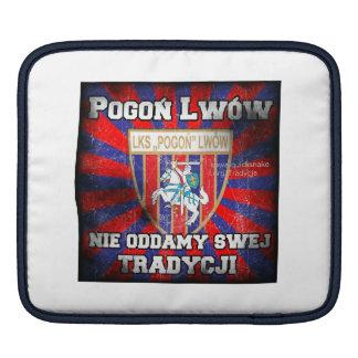 ipad cover Lwów Polska iPad Sleeves