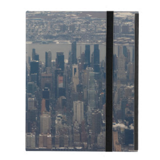 iPad Cover - New York City skyline aerial view
