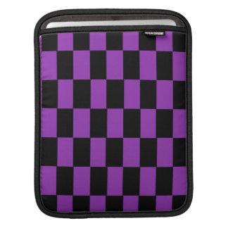 iPad Cover Purple and Black