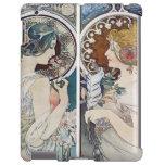 iPad Cover Vintage Alphonse Mucha