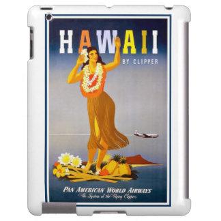iPad Cover Vintage Travel Hawaii