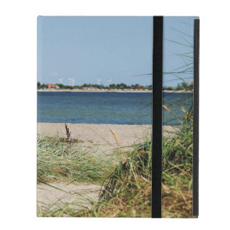 iPad covering beach with dunes iPad Folio Cases