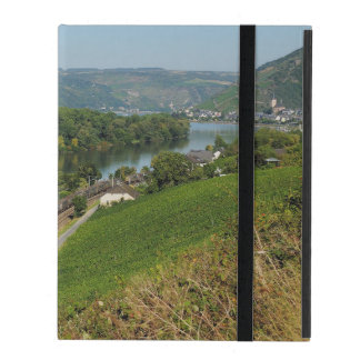 iPad covering central Rhine Valley with Lorch iPad Folio Case