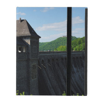iPad covering Edersee concrete dam tower iPad Covers
